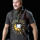 Tom Clancy's Ghost Recon: Wildlands Cosplay T shirt Cotton O-Neck Short Sleeve Tee Shirts No.2
