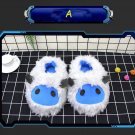 Overwatch Mei Slippers Rise and Shine Home Shoes Indoor Winter Slippers Sandals Cosplay Two version