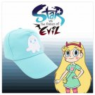 Star vs. The Forces of Evil Princess Star Butterfly Girls Lovely Macaron Sky Baseball Caps Hat