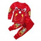 Avengers Sleepwear Boys iron Man Pyjamas Kids Pajamas Sets Baby Girls Toy Story Pijamas