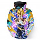 Anime Dragon Ball Strong Wukong Hooded Sweatshirts Men fashion Loose Hoodies Print 3D Pullovers