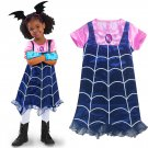 Disney Movie Princess Vampirina Dress for girls Christmas Halloween Party Cosplay Costume