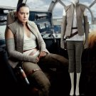 Star Wars The Last Jedi Rey Cosplay Costume Carnival Halloween Outfit