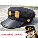 Anime JoJo's Bizarre Adventure Jotaro Kujo Joseph Army Military JOJO Cosplay Costume Hat