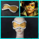 Overwatch Tracer Lena Oxton Cosplay Eye Masks Goggles Glasses Props Accessories