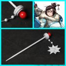 Game Overwatch Mei hairpin hair Clip Accessories Jewelry 2cm