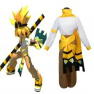 Aotu World God Rose cosplay costumes Halloween party fancy dress