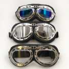 Retro motorcycle goggles Harley Protection Eyewear lens goggle For helmet