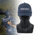 Game Death Stranding Cosplay Hat Sam Blue Bridges Embroidery Baseball Cap Adjustable