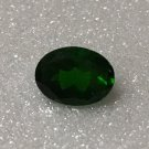 Green Diopside 8x6mm Oval 1.2ct