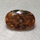 Golden Topaz 15x10mm Oval 10.90ct