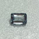 Aquamarine 7x5mm Emerald Cut .95ct