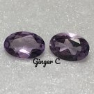 Amethyst 6x4mm Oval