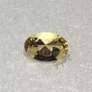 Citrine 6x4mm Oval .40ct