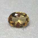 Citrine 8x6mm Oval .95ct