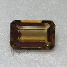 Citrine 10x6.5mm Octagon 2ct
