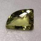 19x14mm Fancy Checker Prasiolite 16.50ct