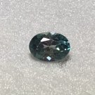 Blue Zircon 7x5mm Oval 1.15ct