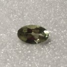 Green Tourmaline 5x3mm Oval .20ct