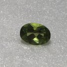 Olivine Beryl 7x5mm Oval .80ct