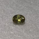 Sphene 4x3mm Oval .25ct