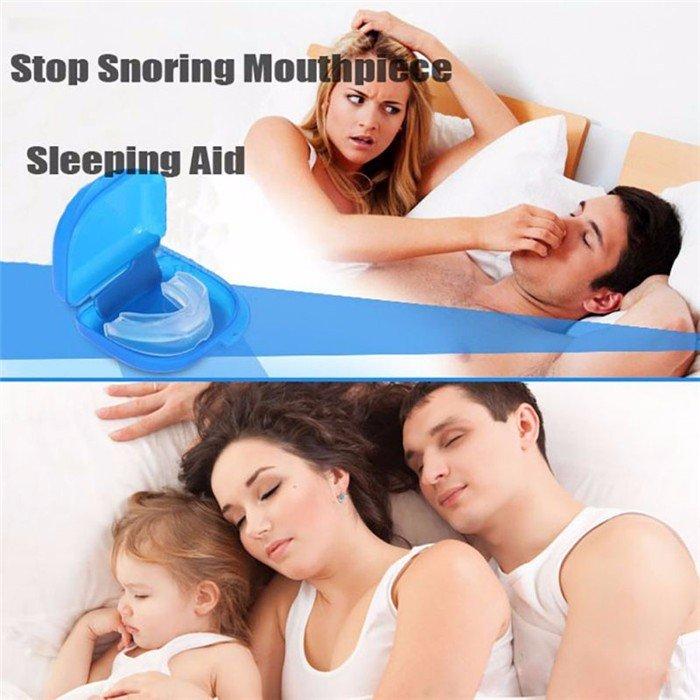 Anti Snore and Apnea Kit Mouthpiece,anti snore mouth tray