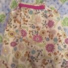 Hanna Andersson Pillowcase Dress Size 80 Floral