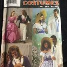 Simplicity Pattern Costume 7971 Adult A 6-18 34-44 Beauty Beast Scarlett Rhett