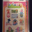 Backyardigans Stickers Sheets 30 Nick Jr Pablo Tasha Tyrone Uniqua Austin