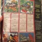 Bucilla Jeweled 1998 Calendar Kit seasonal birds 83635 sealed vintage
