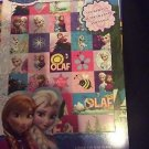 Disney Frozen 75+ Stickers 4 Sheets Elsa Anna Olaf Stocking Stuffers