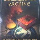 WarCraft Archive Blizzard Entertainment Richard A. Knaak Book Pb Four Tales