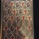 Captain America Civil War 96 Stickers 4 Sheets of 24 Iron Man Avengers