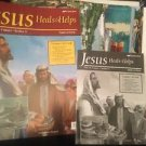 Abeka Book Bible Flash A Card Set Jesus Heals Helps Life Christ Series 3 Newer