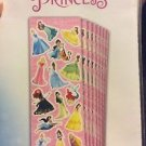 Disney Princess Stickers 8 Sheets Sticker Xpress Party Pack Stocking Stuffers