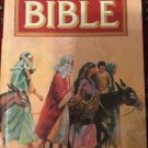 Vintage THE CHILDREN'S BIBLE Large Hardcover Illustrated Golden Press 1965 1993