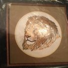 Regal Lion Dimensions Vintage 1983 Crewel Embroidery Kit 1239 Persian Wool Yarn