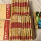 Complete Handyman Do-It-Yourself Encyclopedia Hardcover Volume1-21 Plus Bonus Ex