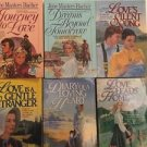 June Masters Backer Love Series Lot Of 6 Books Adult Christian Romance