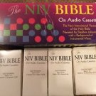 Complete Bible New International Version Audio Cassette 48 NIV Old And New Test