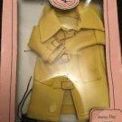 "Companion Fashion Wear Rainy Day 12"" Dolls Raincoat Hat Boots Hanger New"