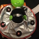 Top Paw Dog Rider Halloween Costume Light Up Alien & UFO Size Large / XL - NWT!