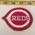 Patch Memorabilia Cinccinnati Reds Baseball Team Red White Americana