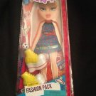 Bratz Kisses!  XOXO Fashion Pack Outfit and Shoes 537151