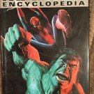 Marvel Encyclopedia Ultimate Guide Hardback Avengers Fantastic Four Spider-Man X