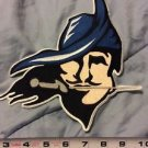 Large Buccaneer Pirate Vintage Patch Blue Mascot Rockabilly Americana Sport Logo