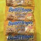 Four Nestle Butterfinger Baking Bits 10oz bags Ex 06/17