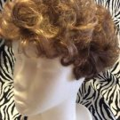 Paula Young Wig Women's Whisper Lite Ivy SF12 Average Short Curly Brown New