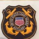 Patch Memorabilia United States Coast Guard Auxiliary Military Americana