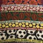 Sports Tapestry Throw Blanket Fringe 44x54 Soccer Tennis Basketball Baseball